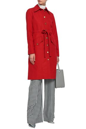 SONIA RYKIEL Cotton-poplin trench coat