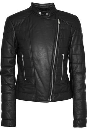 BELSTAFF Albinson 2.0 quilted leather biker jacket
