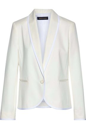 VANESSA SEWARD Francis cotton-twill blazer