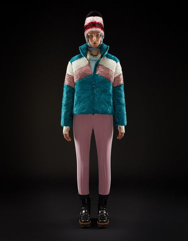 Moncler Grenoble Jackets and Down Jackets Woman: LAMAR