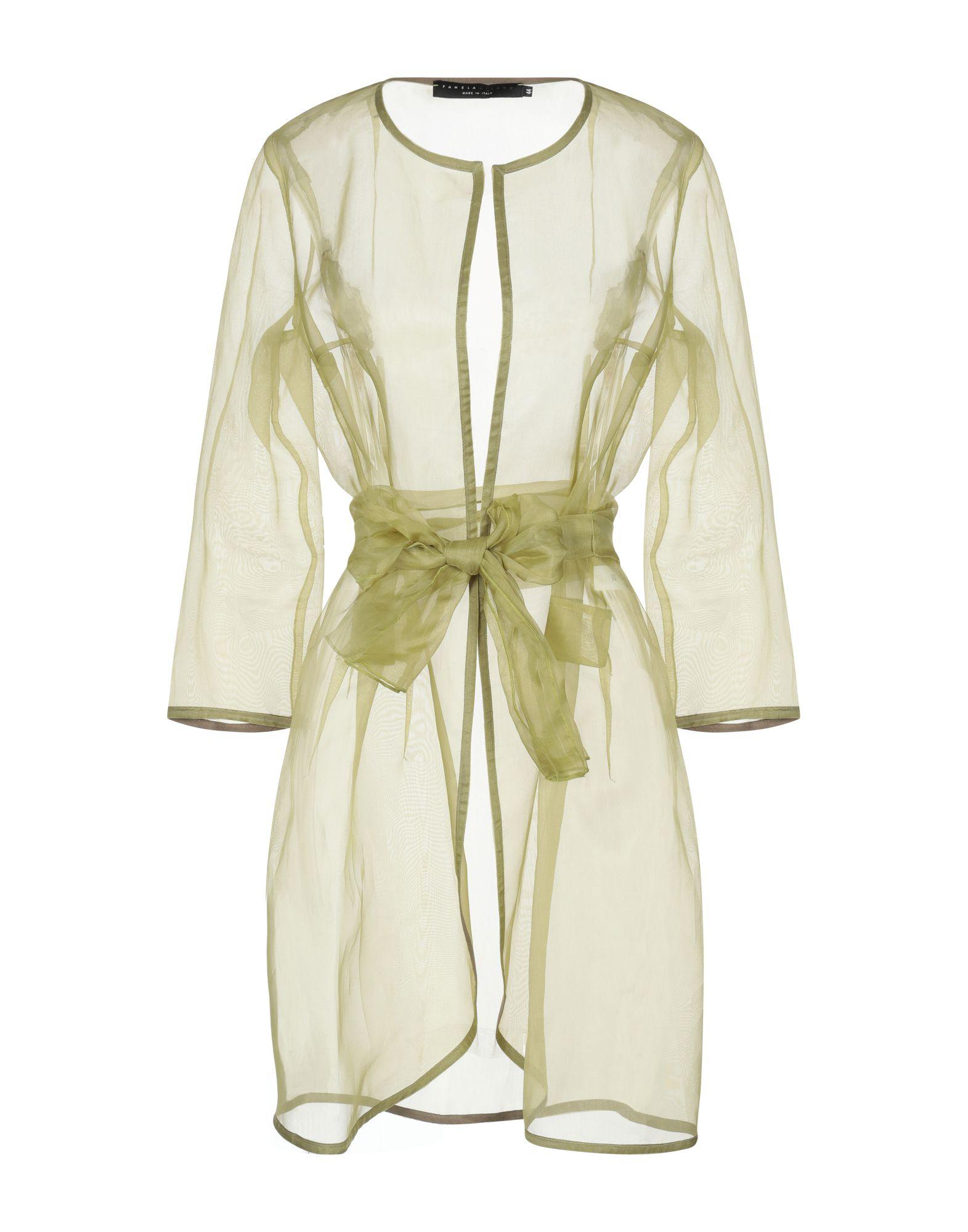 PAMELA Milano Легкое пальто pamela milano блузка