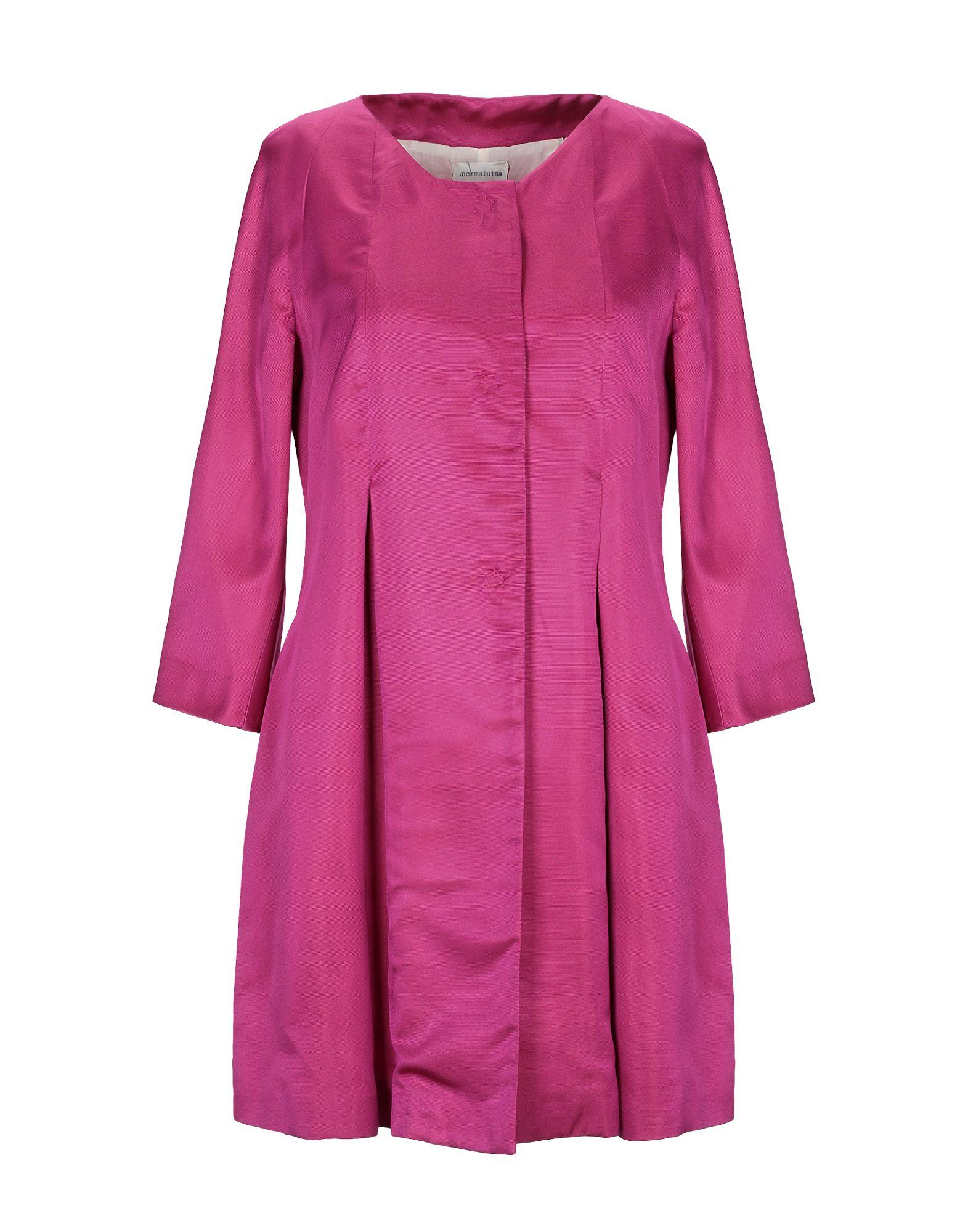 NORMALUISA Легкое пальто vivetta легкое пальто