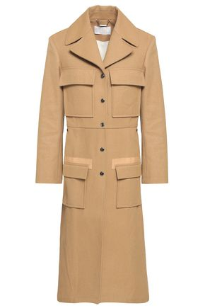 CHLOÉ Cotton-canvas coat