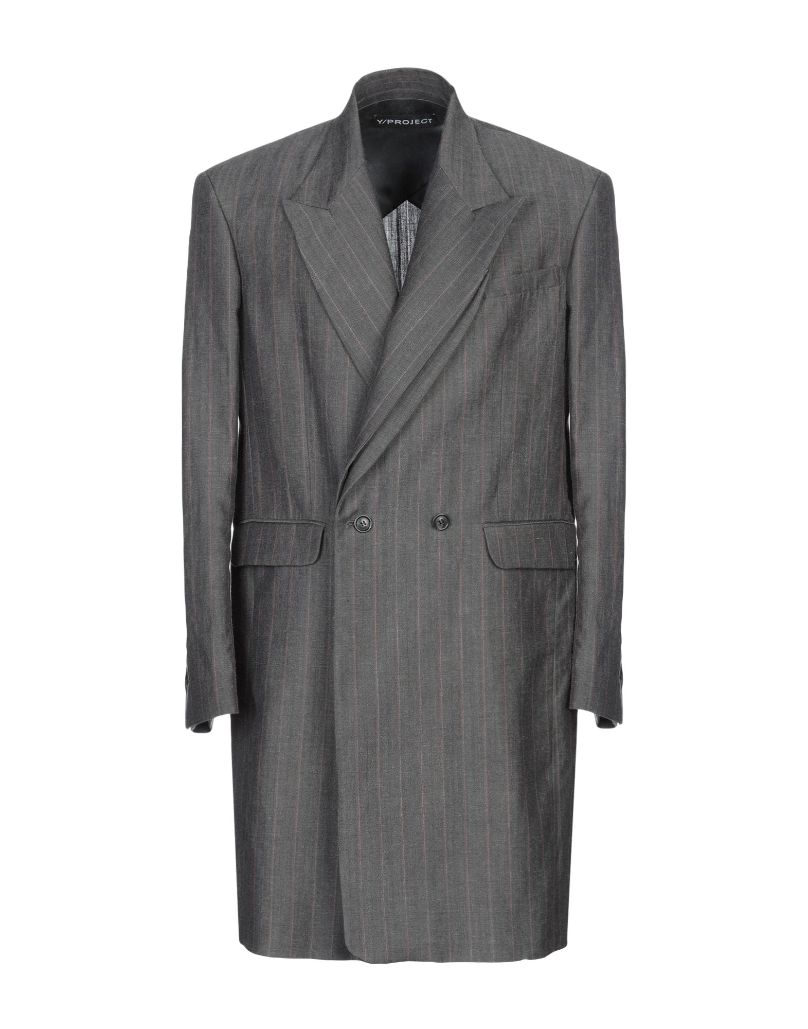 Y/PROJECT Легкое пальто y 3 пиджак