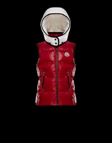 MONCLER MENAHERE - Waistcoats - women