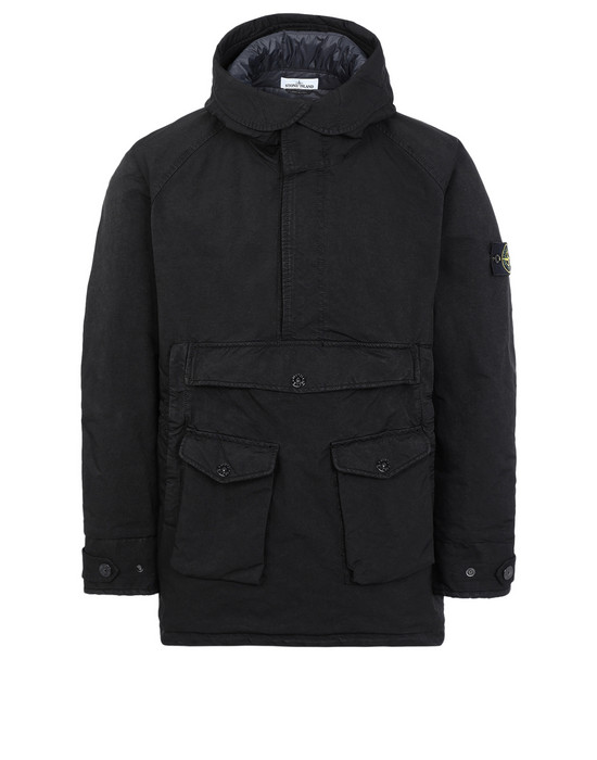 STONE ISLAND LONG ANORAK 71349 DAVID-TC WITH PRIMALOFT® INSULATION TECHNOLOGY