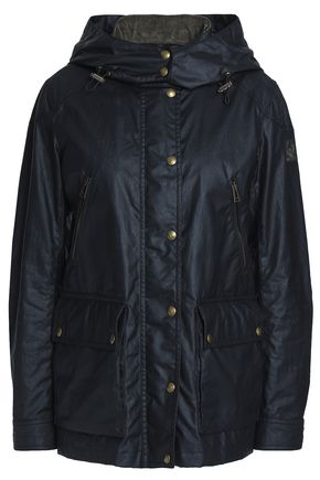 BELSTAFF Cotton hooded jacket
