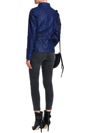BELSTAFF Longhan coated-cotton jacket