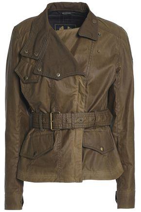 BELSTAFF Coated cotton jacket