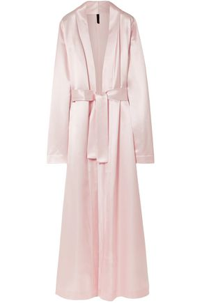 BEN TAVERNITI™ UNRAVEL PROJECT Satin robe