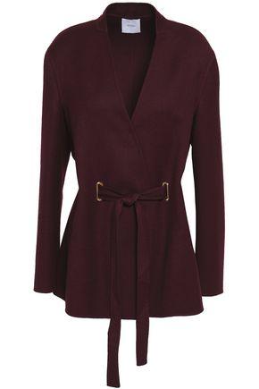 AGNONA Wool-blend felt jacket