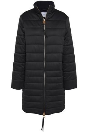 AGNONA Quilted shell down coat