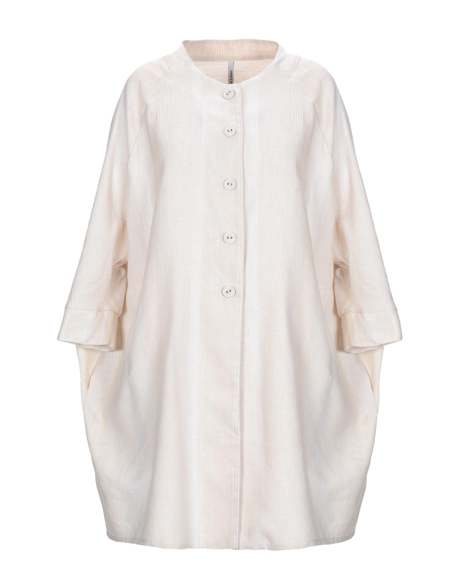 CORINNA CAON Легкое пальто цены онлайн