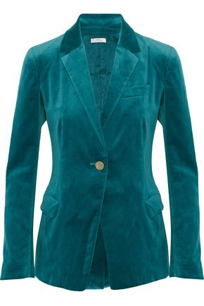 VERSACE COLLECTION Velvet blazer