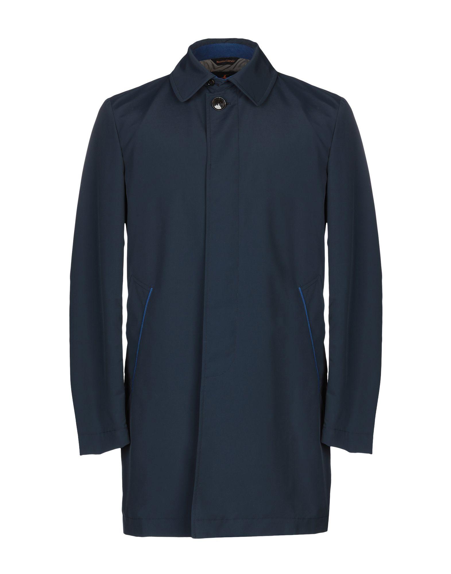NAZARENO GABRIELLI Легкое пальто еженедельник nazareno gabrielli velvet 5485 d38 210x297 мм 128 стр синий на 2015 год