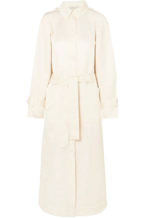 GABRIELA HEARST Frazier silk-satin coat
