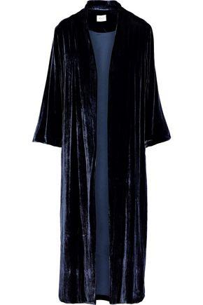 AO.LA by ALICE + OLIVIA Lynn velvet kimono