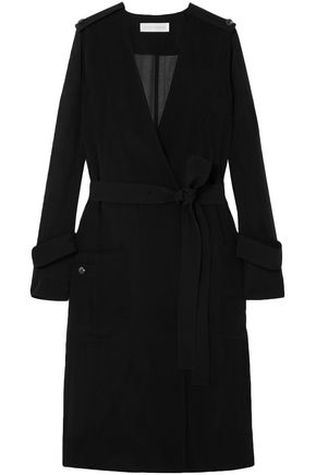 VICTORIA BECKHAM Faille jacket