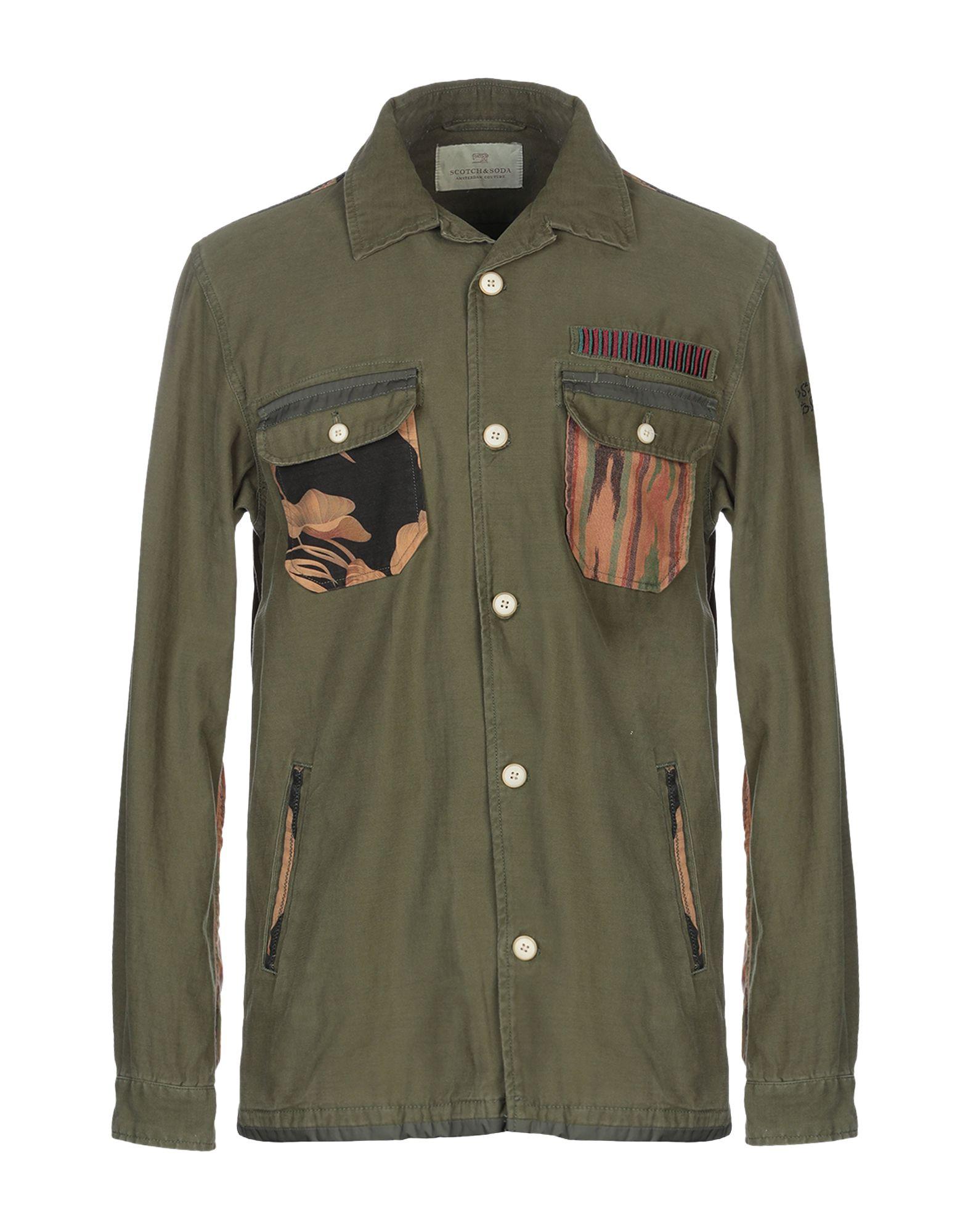 SCOTCH & SODA Куртка куртка scotch scotch sc013emaulz6