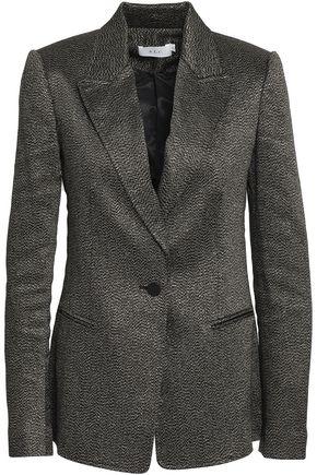 A.L.C. Duke metallic jacquard blazer