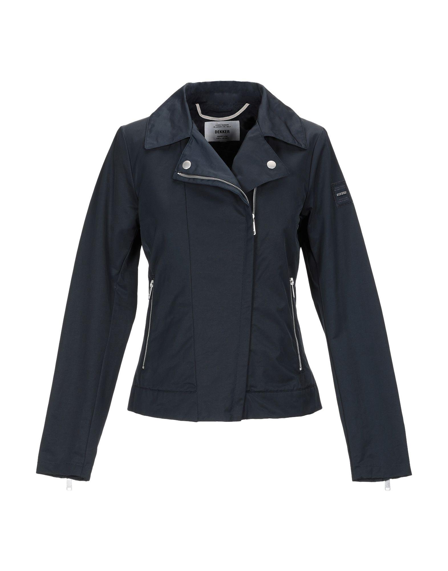 DEKKER Куртка dekker dem 217 black