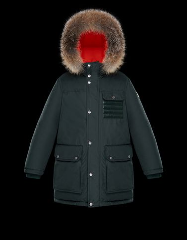 MONCLER CARBES - Parka - men