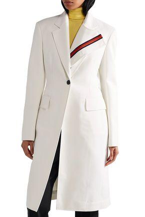 CALVIN KLEIN 205W39NYC Gabardine coat