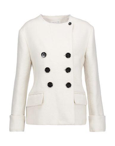 Купить Женское пальто или плащ ISABEL MARANT ÉTOILE цвет слоновая кость