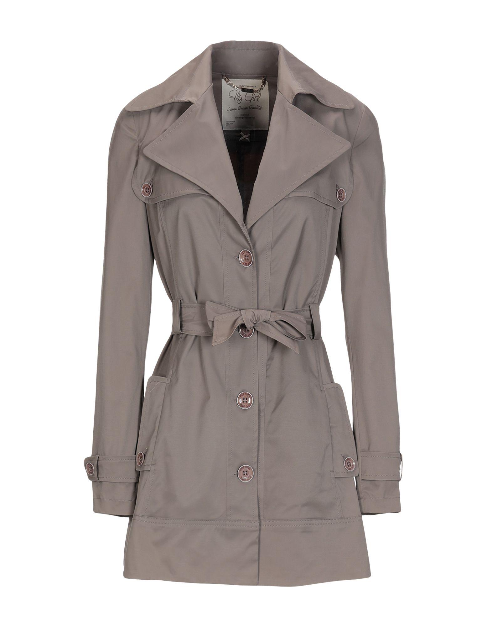 FLY GIRL Легкое пальто пальто fly пальто