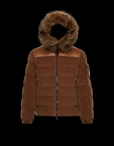 MONCLER RIVAS - Overcoats - men