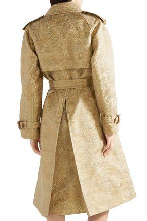 MAISON MARGIELA Brocade trench coat