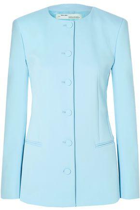 OFF-WHITE™ Crepe blazer