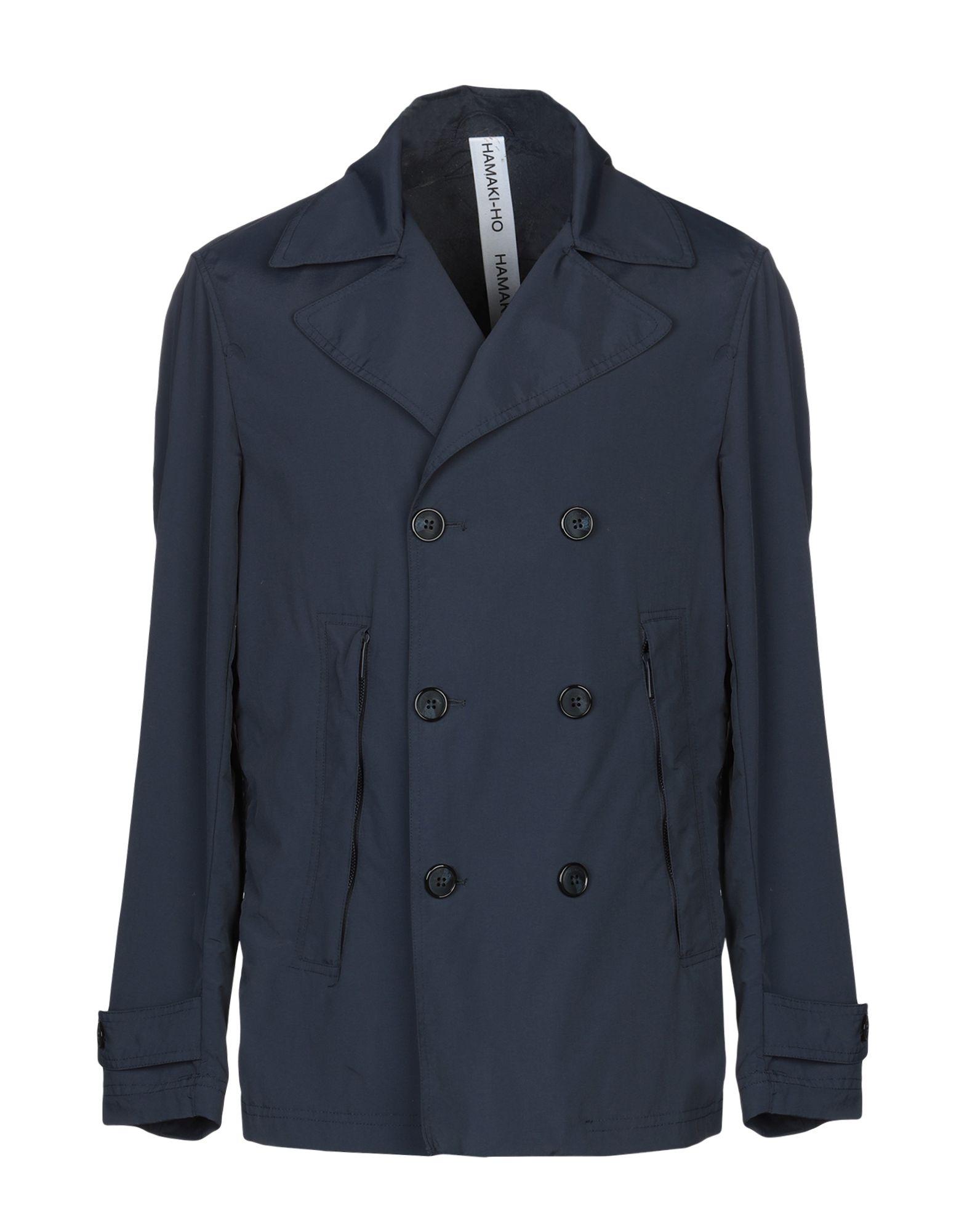 HAMAKI-HO Легкое пальто hamaki ho пальто