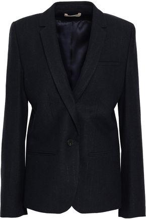BA&SH Brushed-twill blazer