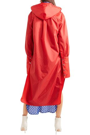yet not vulgar finest selection attractive & durable Oversized hooded shell raincoat | MARNI | Sale up to 70% off ...