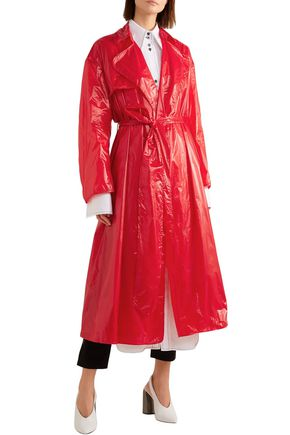 ELLERY Shell trench coat