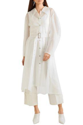A.W.A.K.E. PVC trench coat