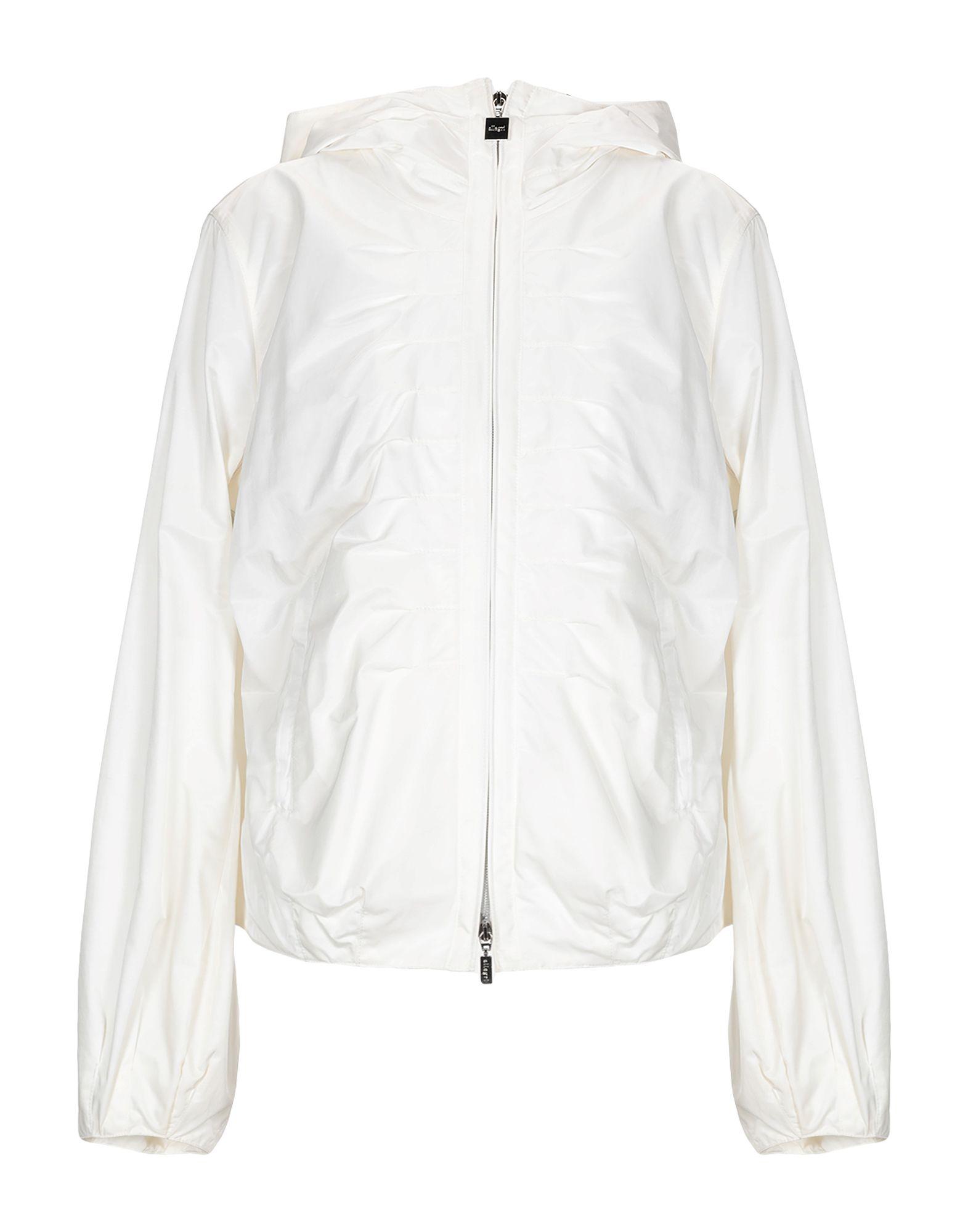 Allegri Jacket In White