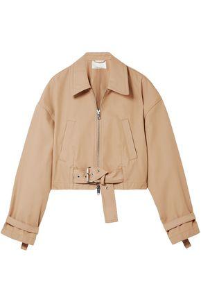 3.1 PHILLIP LIM Belted twill jacket