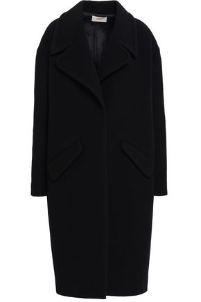 BA&SH Wool-blend felt coat