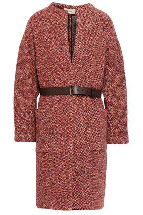 BA&SH January wool-blend tweed coat