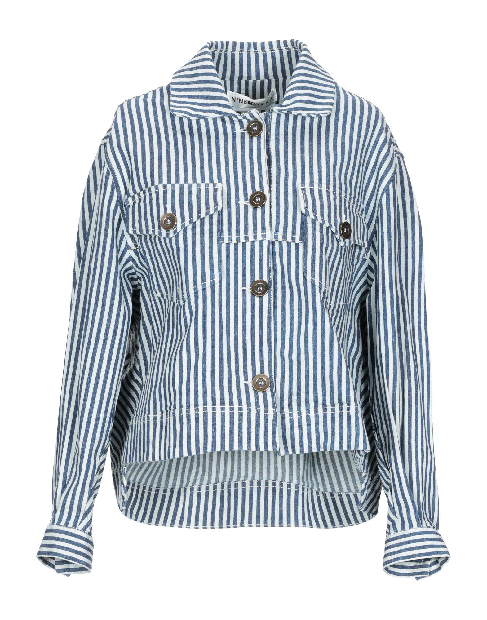 NINEMINUTES Джинсовая верхняя одежда nineminutes джинсовая юбка