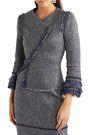 ROLAND MOURET Kirkham cotton-blend bouclé-tweed jacket