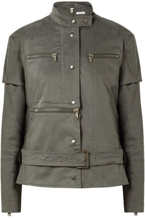 TOMAS MAIER Convertible cotton-blend jacket