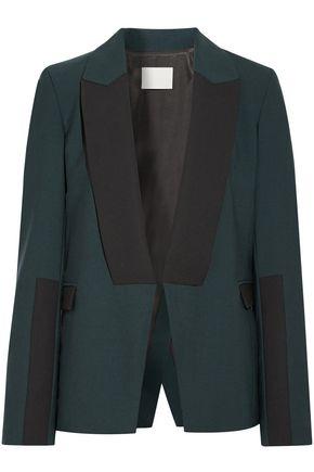 DION LEE Two-tone woven blazer