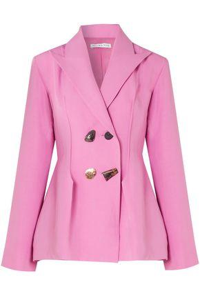 REJINA PYO Wool-blend blazer
