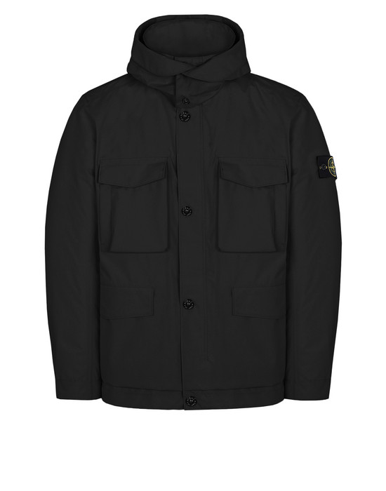 PACKABLE JACKET 42820 GORE-TEX WITH PACLITE® PRODUCT TECHNOLOGY_PACKABLE STONE ISLAND - 0