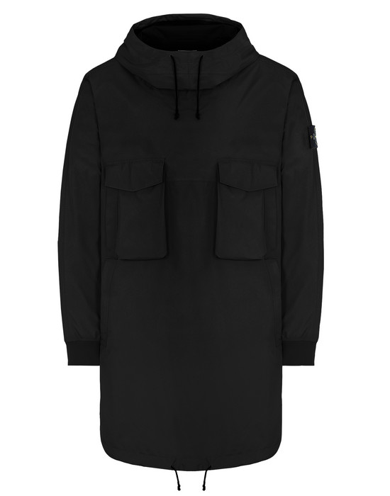 STONE ISLAND LONG JACKET 70620 GORE-TEX WITH PACLITE® PRODUCT TECHNOLOGY