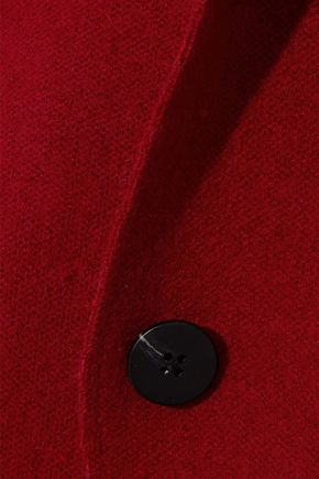 LINE Cotton and wool-blend jacket