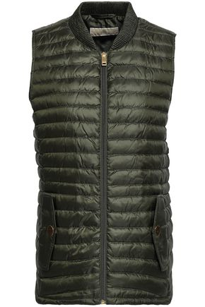 MICHAEL MICHAEL KORS Quilted shell down vest